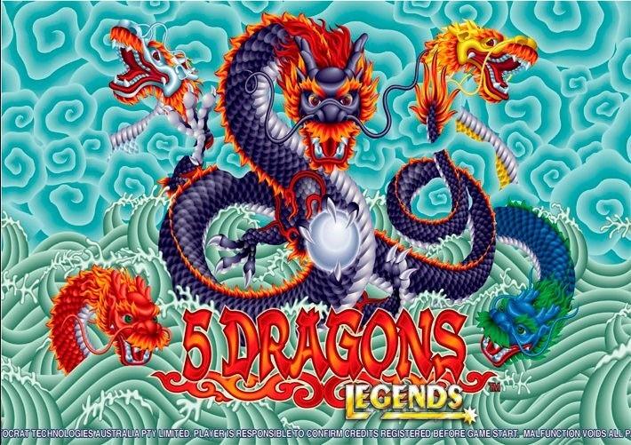 GAME SLOTS 5 dragons
